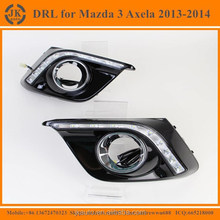 Best Selling LED DRL for Mazda 3 Axela Car Specific LED Daytime Running Light for DRL for Mazda 3 Axela 2013 2014