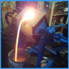 Factory Production Industrial Used Tilting Metals of Steel and Iron Melting Pot (JLZ-25)