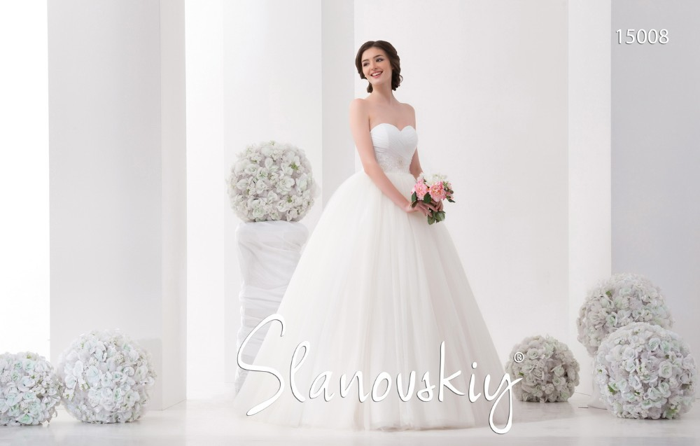 Wedding dresses Slanovskiy