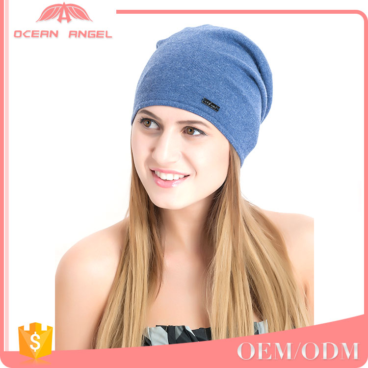 Professional OEM/ODM Manufacturer wholesale custom unsex casual acrylic knit beard beanie hat