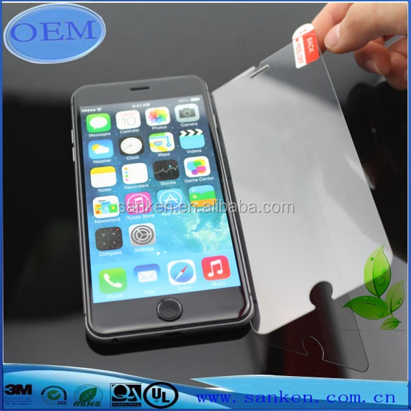 Tempered Glass Screen Guard Proector for Mobile phone