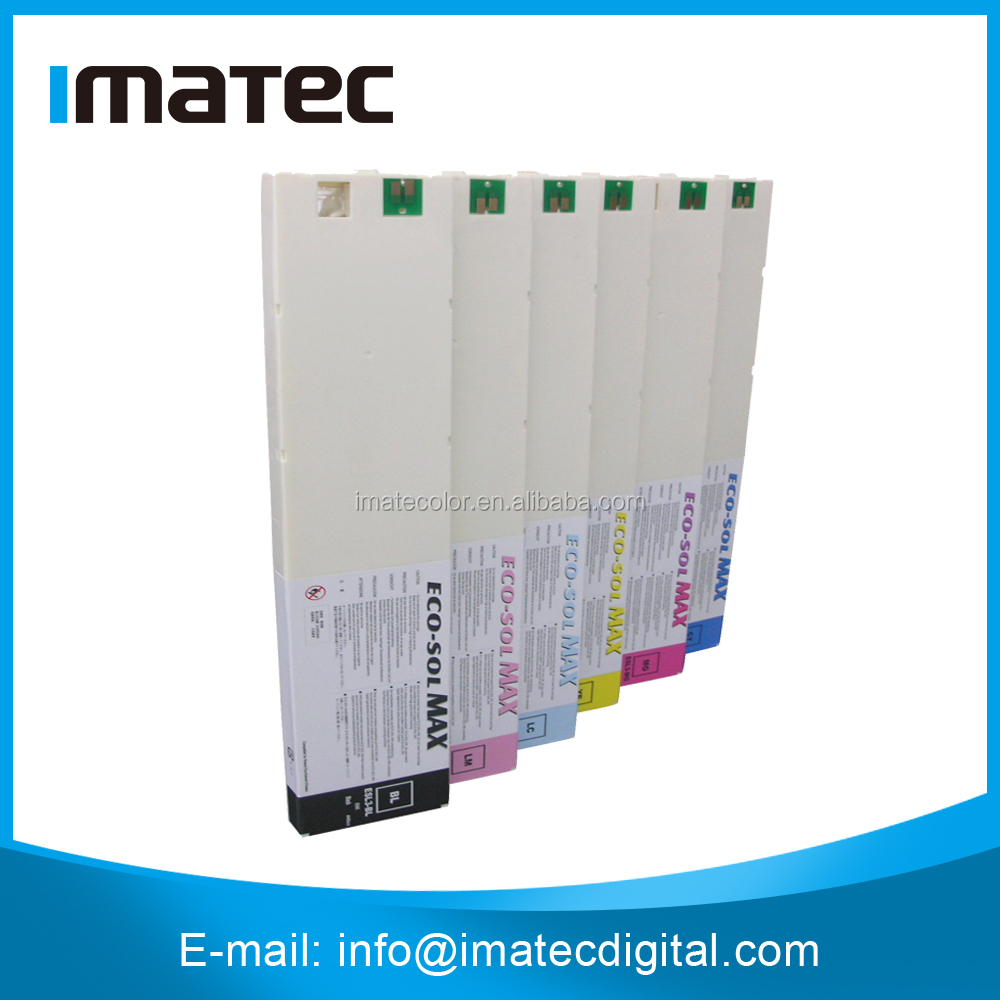 Wholesale Supply Premium 440ML Eco Solvent Roland VS 640 Ink Cartridges with DX4 Printhead
