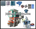 concrete color roof tile making machine with best quality