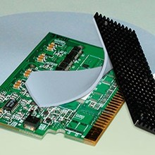 High Quality China Heat Transfer Thermal Pad For CPU And Laptop