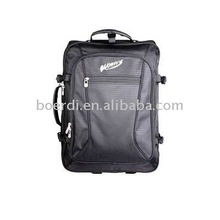 RPET Newly Arrived Business Leisure Black Carry on Rolling Case Suitcase Laptop Case