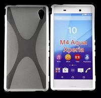 Cheap Cell Phone Cases For sony xperia M4 Aqua X line Soft TPU case
