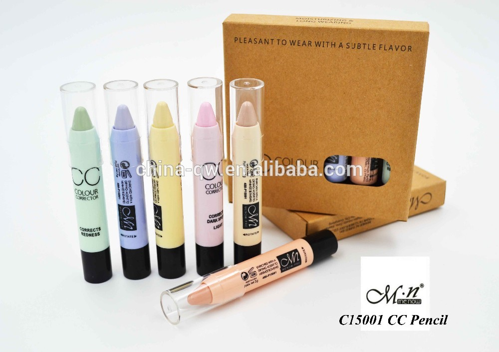 Menow C15001 Pro Makeup Concealer Twisted CC Pencil