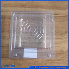 Factory Supply Pet double blister pack, clamshell packaging