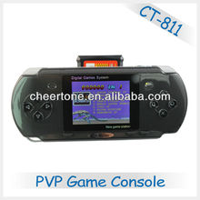 16bit 2.7 inch TFT LCD multicolor portable cheap game console
