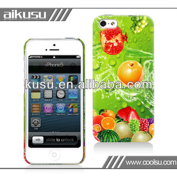 For iphone5 mobile phone cover case