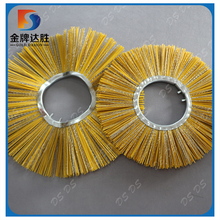 Wholesale Truck Disc Road Sweeper Wire Brush