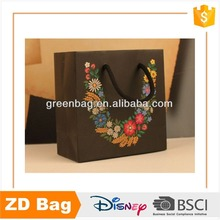 High Quality Dot Design Funny Paper Bag