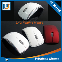 Wholesale computer accessories 2.4G Arc touch wireless mouse