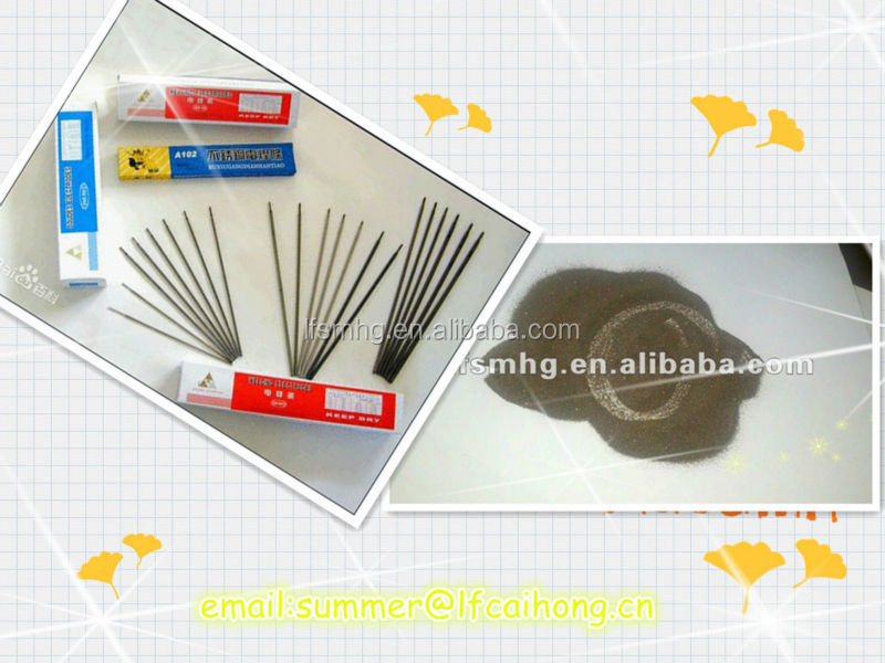 Natural Rutile Sand For Welding Electrode
