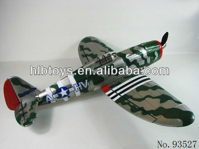 Lanyu 2.4G 4CH P-47 Thunderbolt EPO TW 748-3 rc giant scale plane