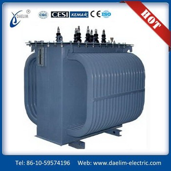 S11-MR series 10.5kv 1200kva Three-phase Full-sealed Oil Immersed distribution Transformer