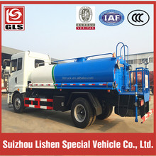 CAMC 7cbm Carbon Steel Water Bowser Truck