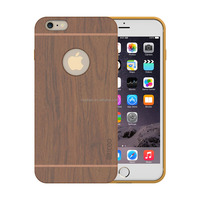 wood case for iphone 6 6S classical Vintage Retro Style case TPU cover