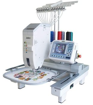 Inbro RSC-1201 Embroidery Machine