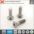 Custom made screw thread insert with CE certificate