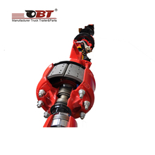 OBT American lift axle for dump truck trailers