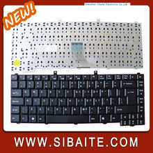 laptop keyboard for Acer Aspire 1400 1410 1414WLCi Laptop Series US Keyboard Teclado Notebook