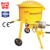 160L cement mortar concrete machine mixer