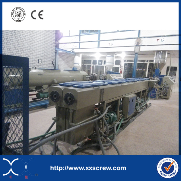 2015 Upgrade PC PP PE Pipe Extrusion Line /Plastic Pipe Extrusion