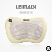 CE Ruian LEIMAISI PU wholesale home kneading swing massage pillow