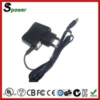 12V 0.5A switch mode power supply for 6W with UL SAA CSA ROHS PSE KC FCC CE