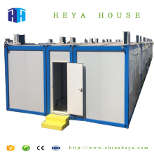 cheap ready made flat pack 40ft container house malaysia price
