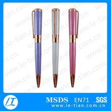 Original quality assurance metal mechanical personalized ball point roller pens