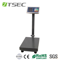 60KG 40*50CM Electronic Cattle Weighing Scale