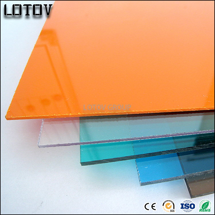 Construction Material Polycarbonate Canopy