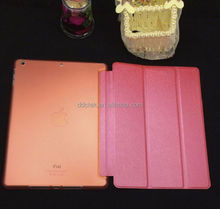 PU leather colorful case for ipad 6