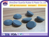 customized viton EPDM NBR SNBR NR silicone rubber stopper for sliding door rubber furniture stopper