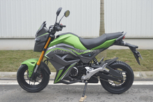 Chinese motorcycle sale 120cc street bike for sale cheap ZF125MSX-R