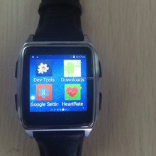 China 3G sos gps fall alert alarm android 4.4 smart watch phone for elderly APK data