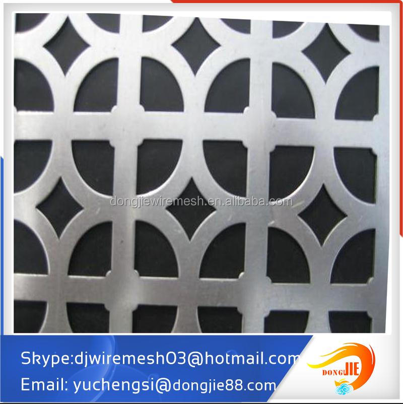 craft perforated metal sheets made in china