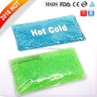 2016 Hot-Sale Heat Gel Ice Pack, Reusable PVC Gel Hand Warmer Hot Cold Pack