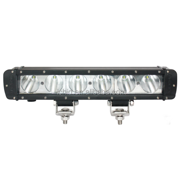 auto parts led driving light LDWL-017C 60W 6000LM ip68 Car Work light Lamp/light bar/Searchlight spot beam aluminium 9-32v