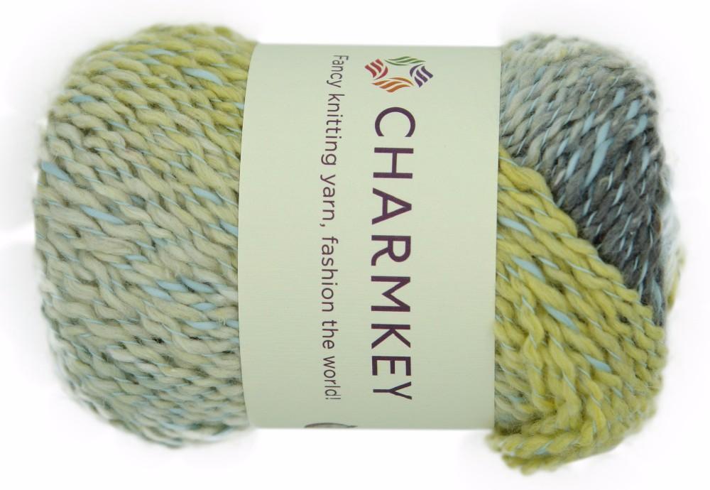 Charmkey Fancy Blend Wool Mohair Yarn Wholesale For Hand Knitting ...