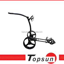 2014 Topsun hot selling easy disassemble golf trolley