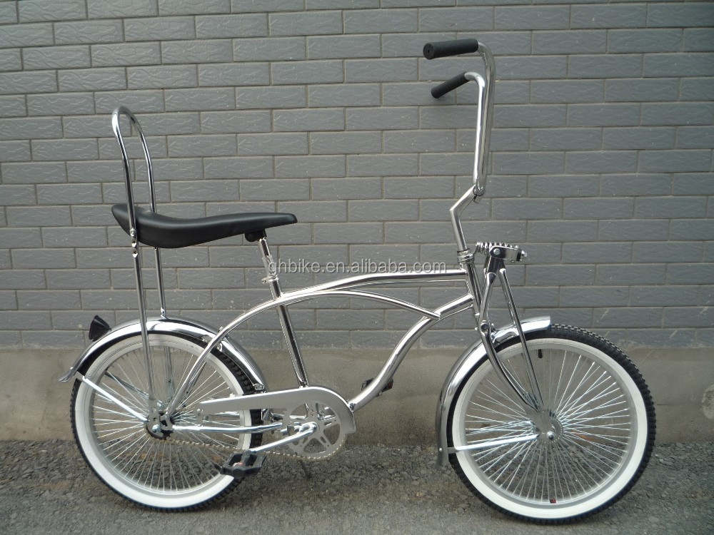 20inch cheap chrome lowrider bike kids bike beach cruiser children bike lady bicycle