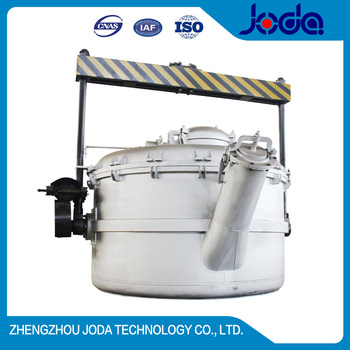Industry Use Aluminum Liquid Vacuum Crucible for Noneferrous Metal