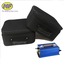 Quality Portable Black Electric Car charger Bag With Steel Frame