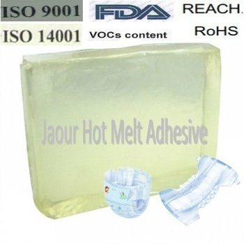 Shanghai Raw Material Hotmelt Adhesive glue for Baby Diaper and Sanitary Napkin