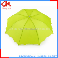 ECO-Friendly Folding Umbrella, 5 folding fold up umbrella