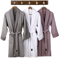 Velour Bathrobe Hotel Bathrobe Luxury Bath