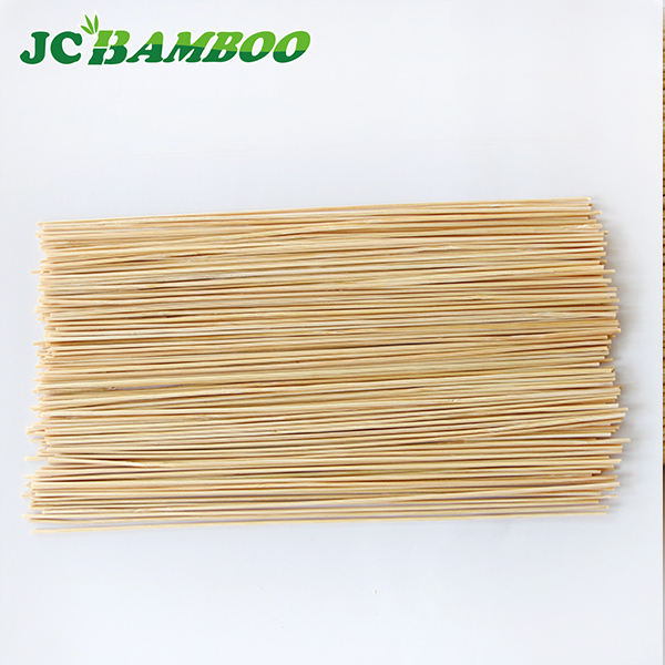 8 9 inch round bamboo sticks